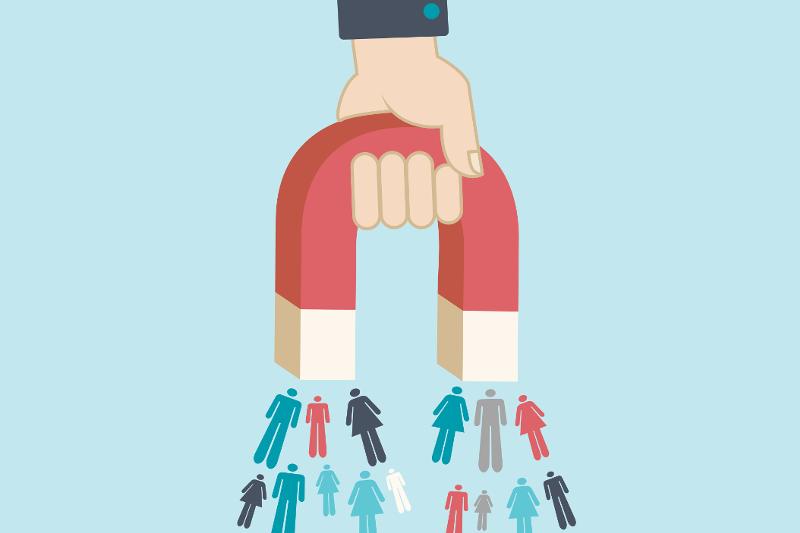 Générer des leads à l'ère du digital : trois étapes-clés