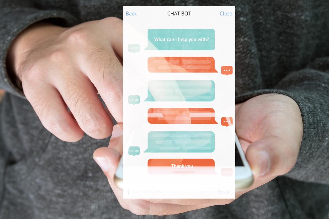 Chatbot les chiffres en entreprise