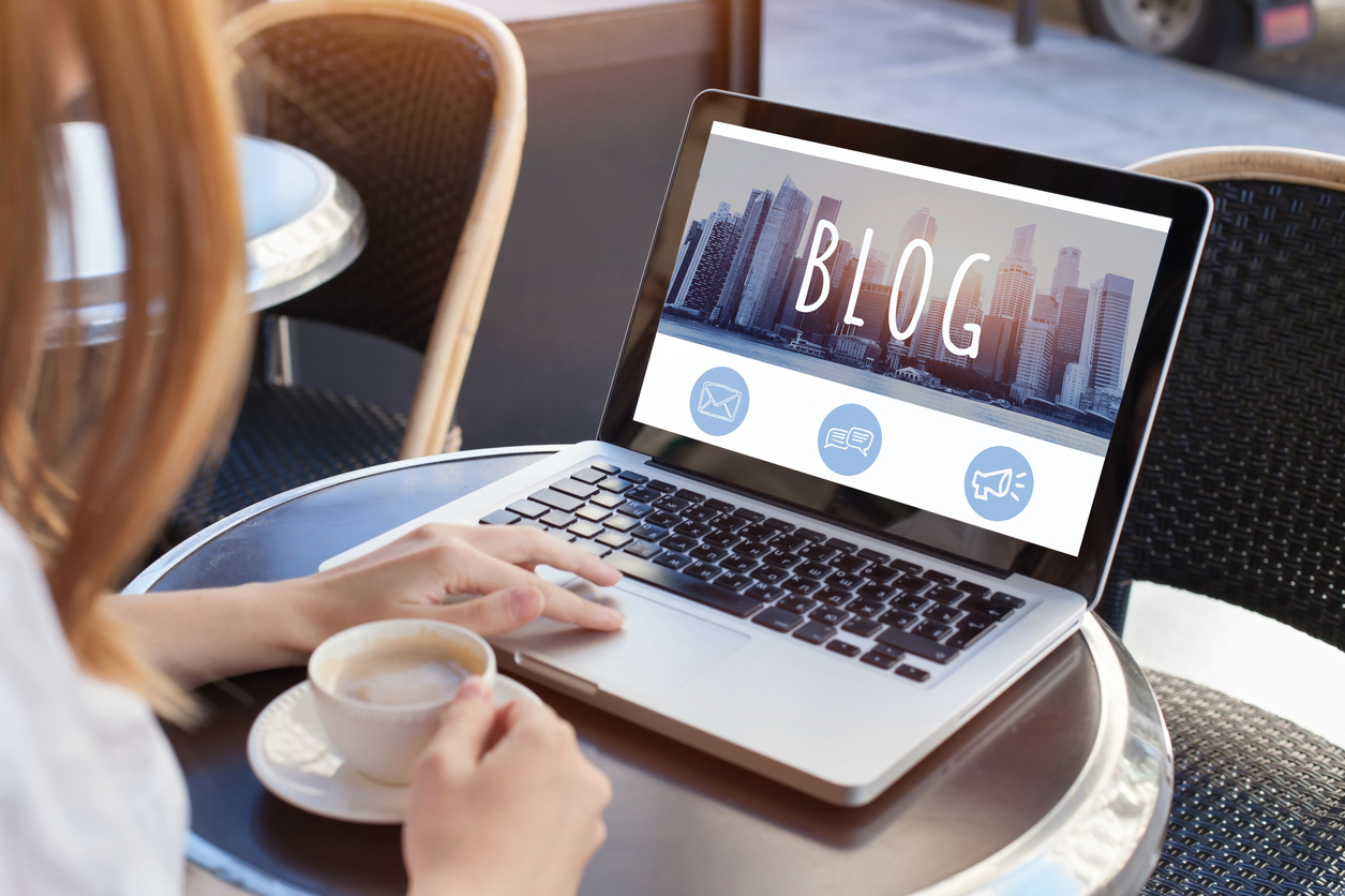 Chiffres de l'utilisation du blog en entreprise