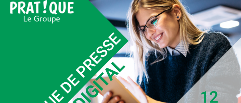 revue de presse du digital 12 avril